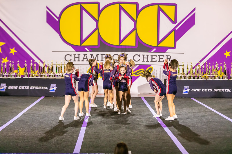 Champion Cheer 1160 December 07, 2019