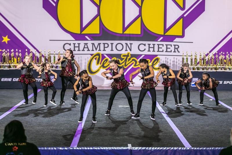 Champion Cheer 215 December 07, 2019