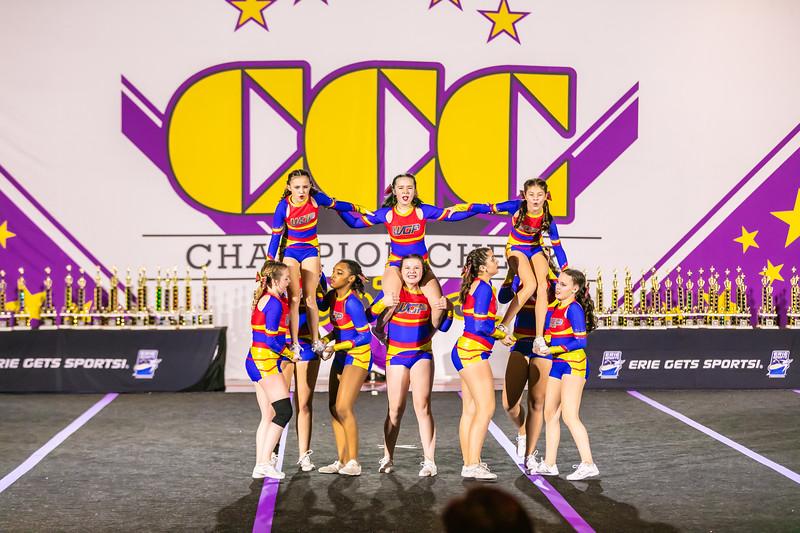Champion Cheer 1233 December 07, 2019
