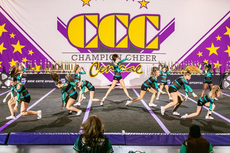 Champion Cheer 1123 December 07, 2019