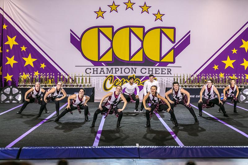 Champion Cheer 106 December 07, 2019