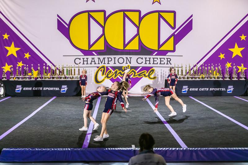 Champion Cheer 655 December 07, 2019