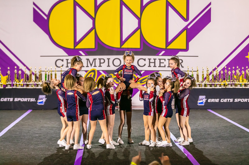 Champion Cheer 817 December 07, 2019