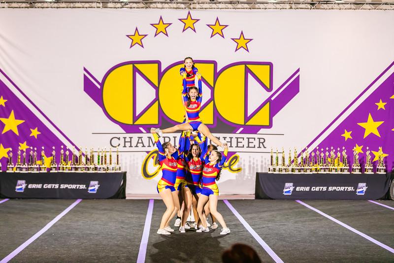 Champion Cheer 1231 December 07, 2019