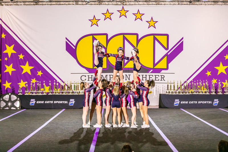 Champion Cheer 1184 December 07, 2019