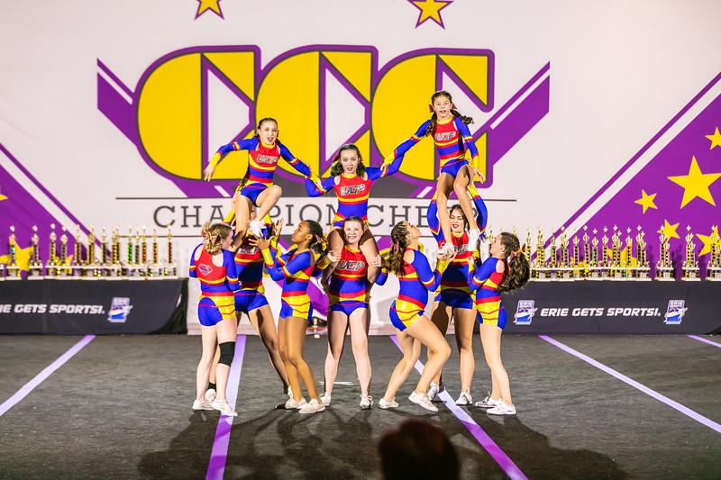 Champion Cheer 1235 December 07, 2019