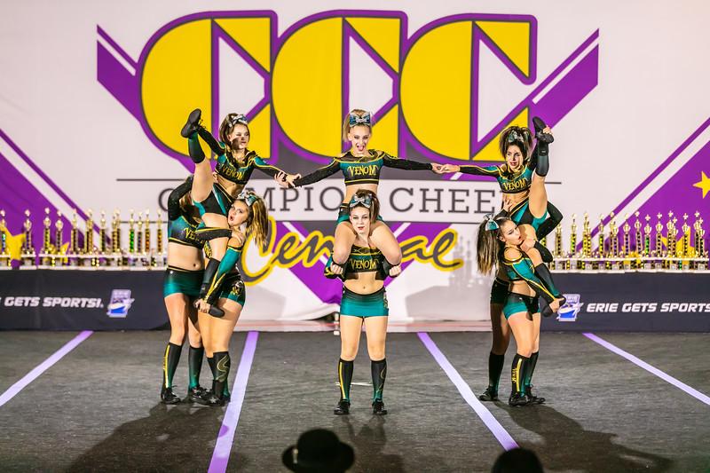 Champion Cheer 1273 December 07, 2019