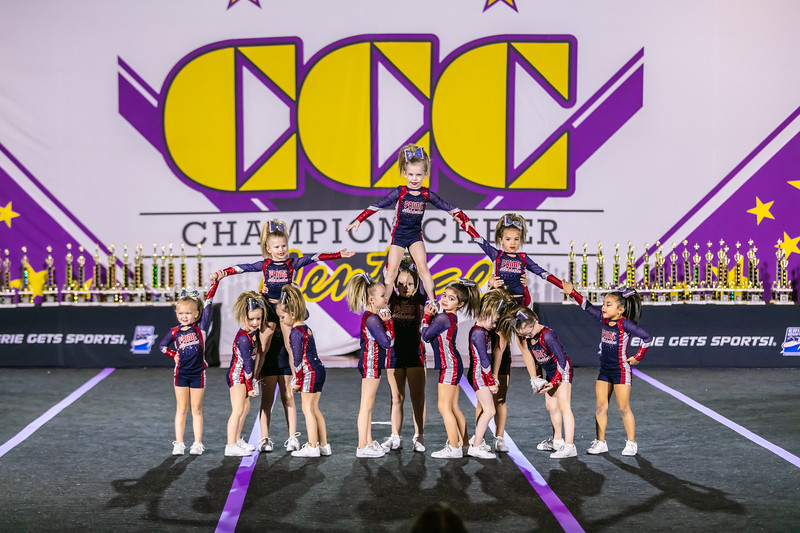 Champion Cheer 663 December 07, 2019