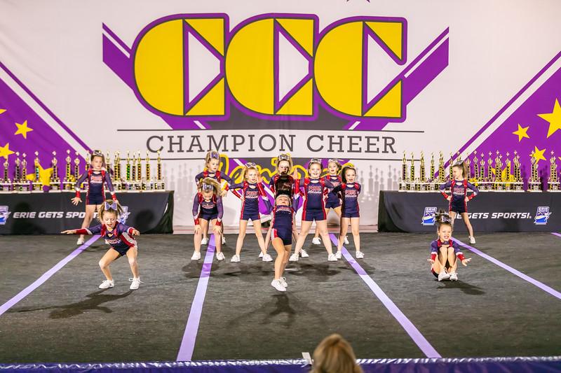 Champion Cheer 805 December 07, 2019