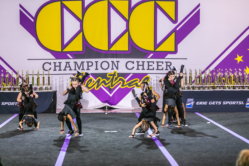 Champion Cheer 206 December 07, 2019