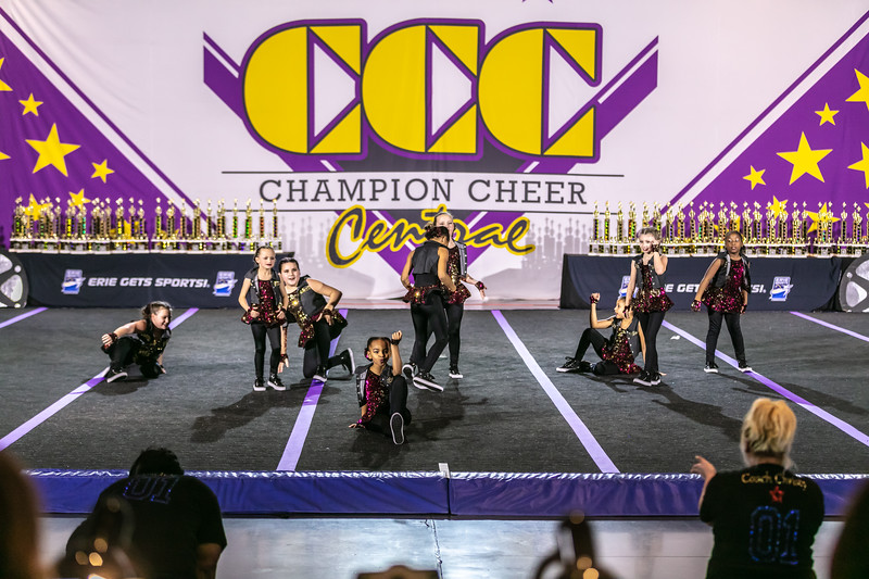 Champion Cheer 225 December 07, 2019