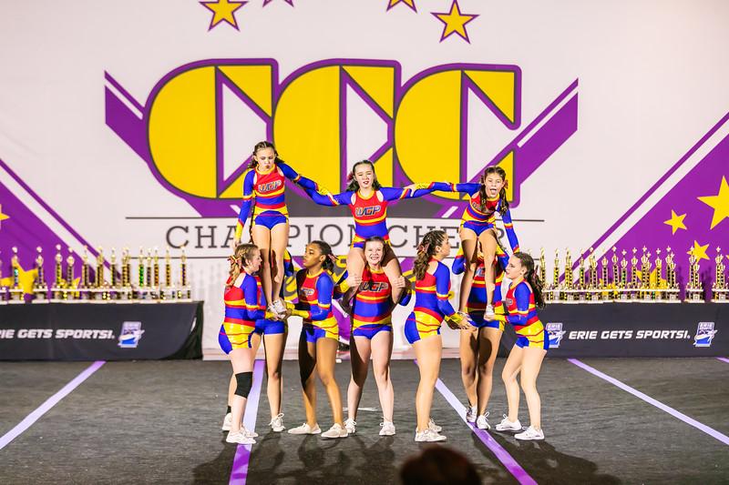 Champion Cheer 1234 December 07, 2019