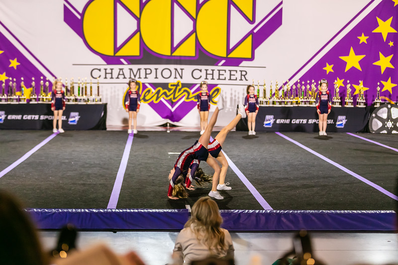 Champion Cheer 843 December 07, 2019