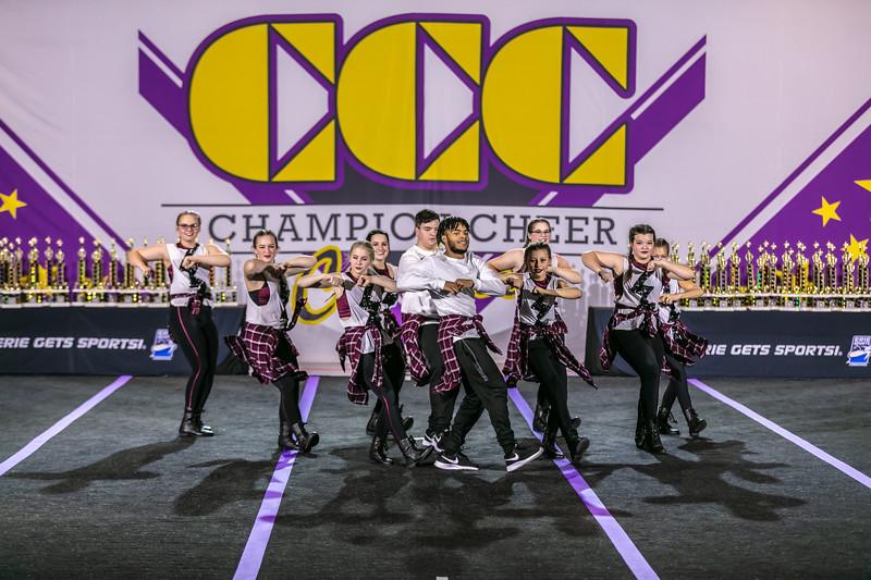 Champion Cheer 113 December 07, 2019