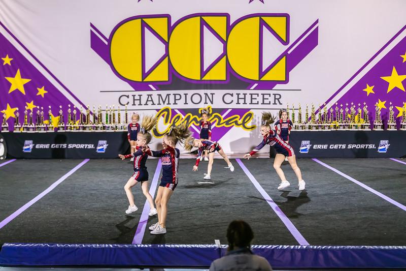 Champion Cheer 656 December 07, 2019