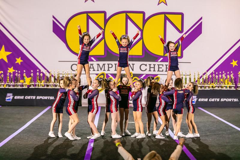Champion Cheer 832 December 07, 2019