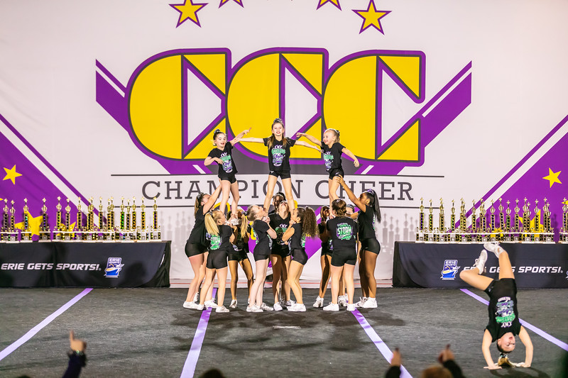 Champion Cheer 929 December 07, 2019