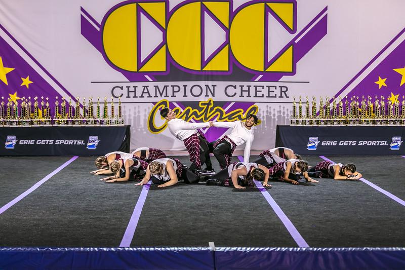Champion Cheer 152 December 07, 2019