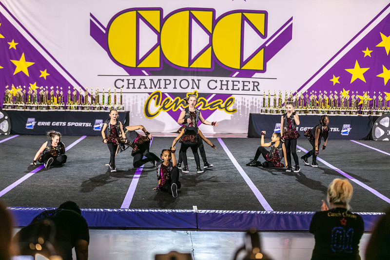 Champion Cheer 224 December 07, 2019