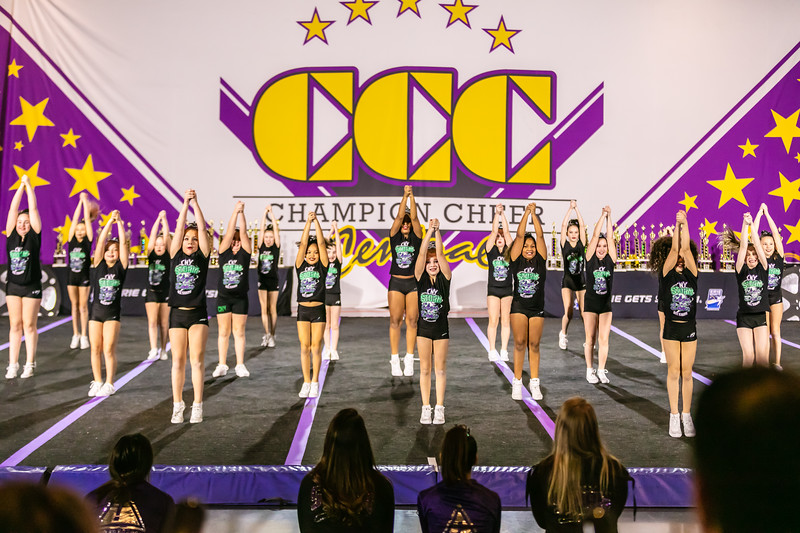 Champion Cheer 893 December 07, 2019