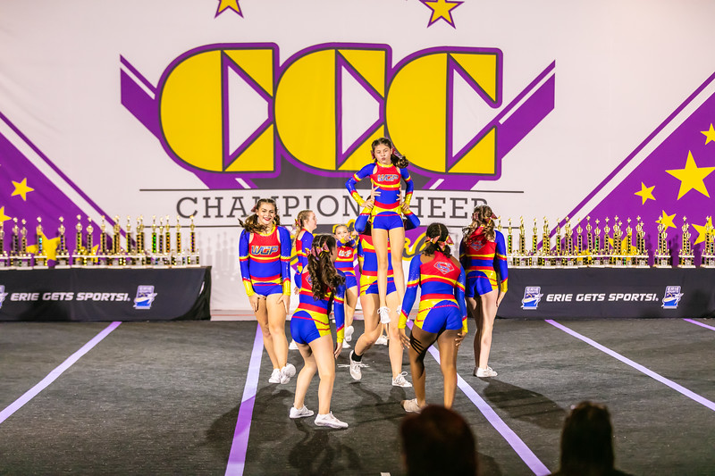 Champion Cheer 1201 December 07, 2019