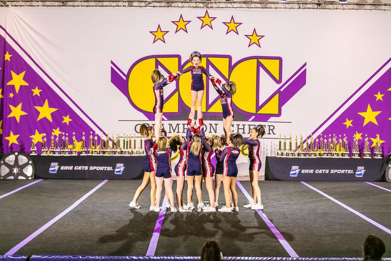 Champion Cheer 1173 December 07, 2019