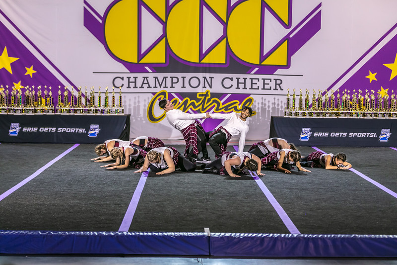 Champion Cheer 151 December 07, 2019