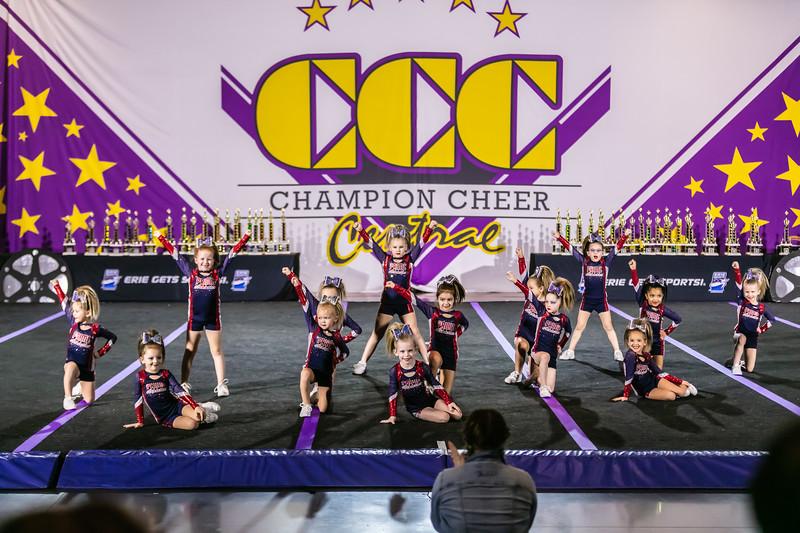 Champion Cheer 671 December 07, 2019