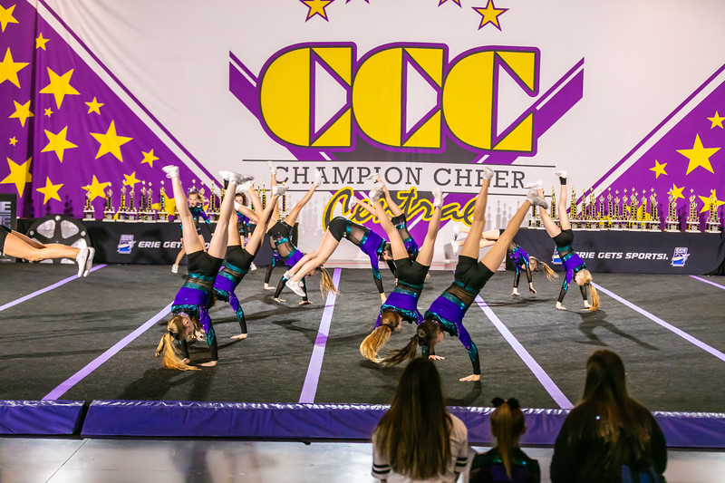 Champion Cheer 1300 December 07, 2019