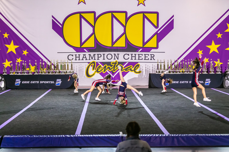 Champion Cheer 650 December 07, 2019