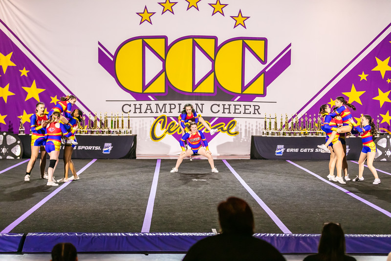 Champion Cheer 1222 December 07, 2019