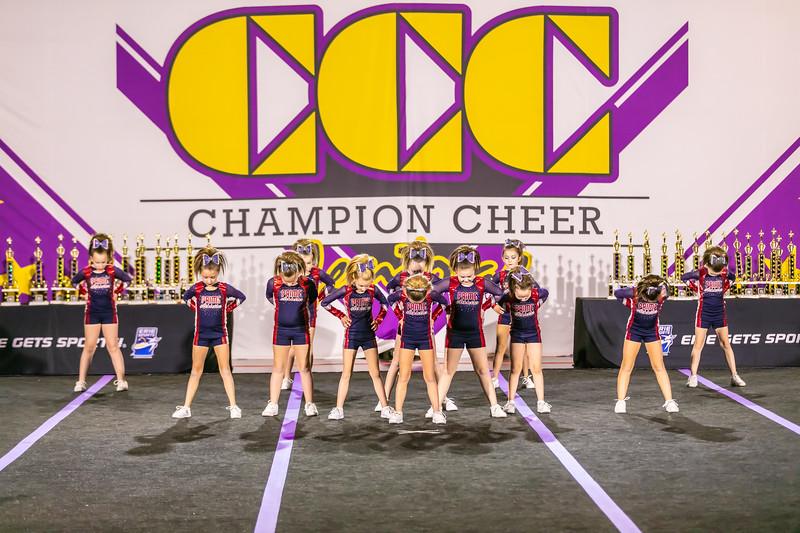 Champion Cheer 800 December 07, 2019