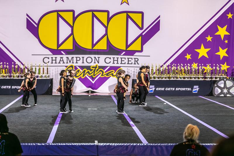 Champion Cheer 201 December 07, 2019