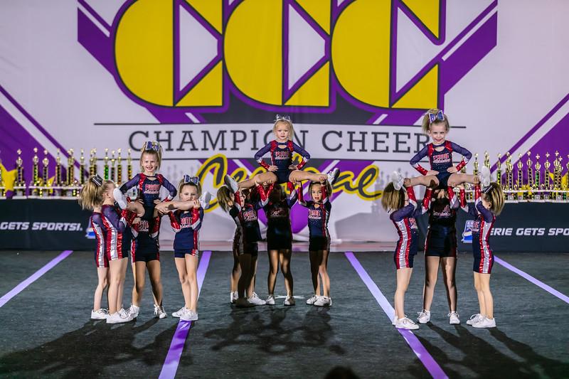 Champion Cheer 607 December 07, 2019