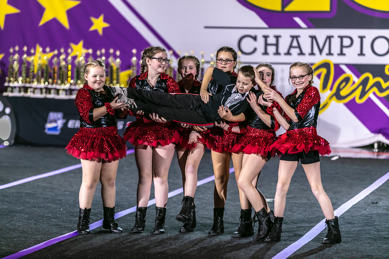 Champion Cheer 306 December 07, 2019