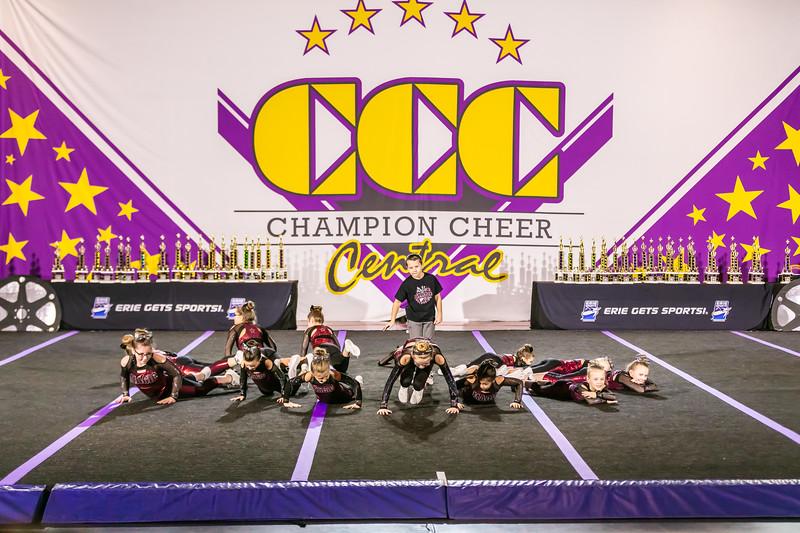 Champion Cheer 999 December 07, 2019