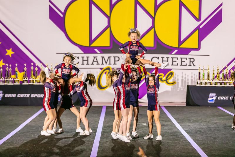Champion Cheer 813 December 07, 2019