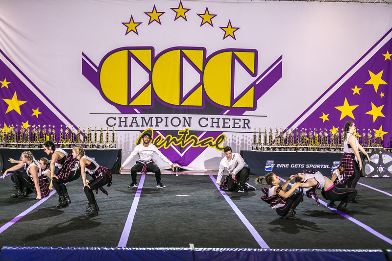 Champion Cheer 100 December 07, 2019