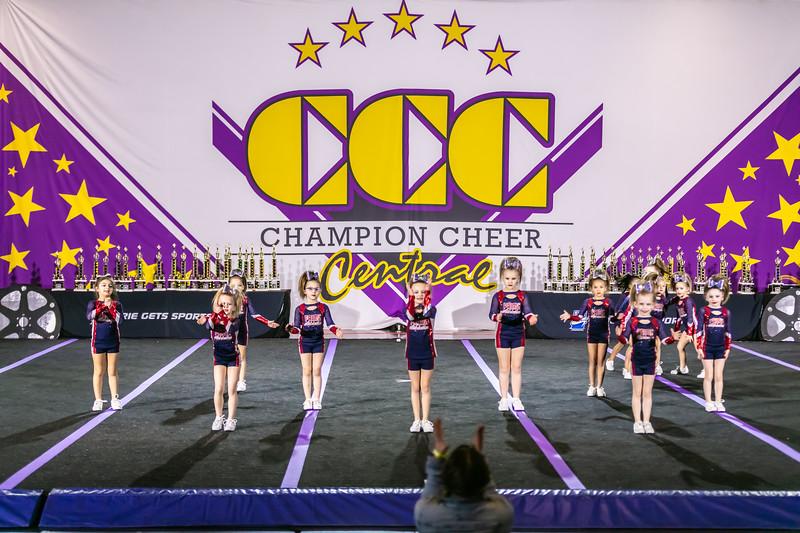 Champion Cheer 616 December 07, 2019