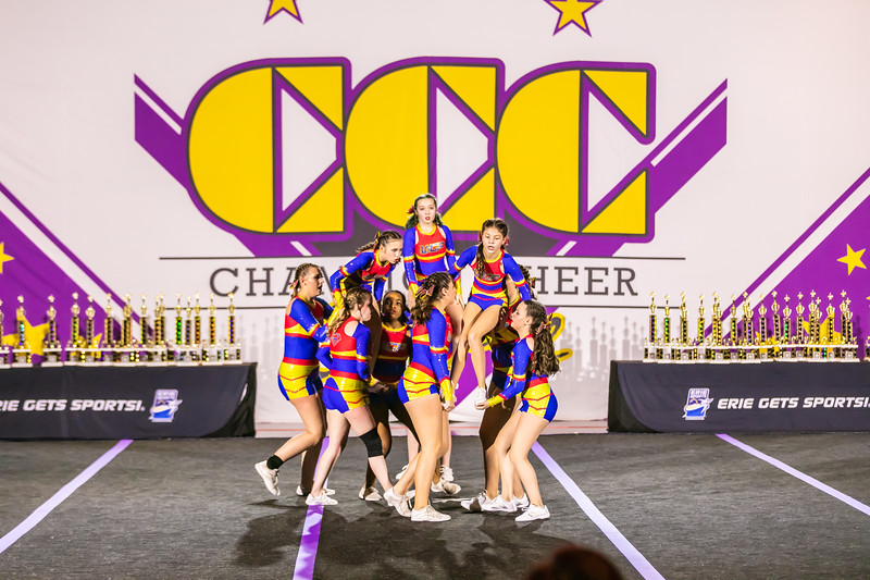 Champion Cheer 1224 December 07, 2019