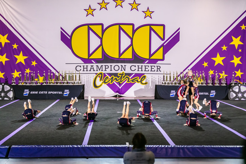 Champion Cheer 621 December 07, 2019