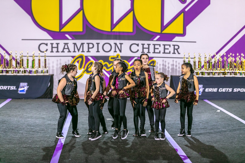 Champion Cheer 171 December 07, 2019