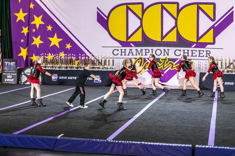Champion Cheer 271 December 07, 2019