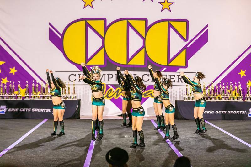 Champion Cheer 1262 December 07, 2019