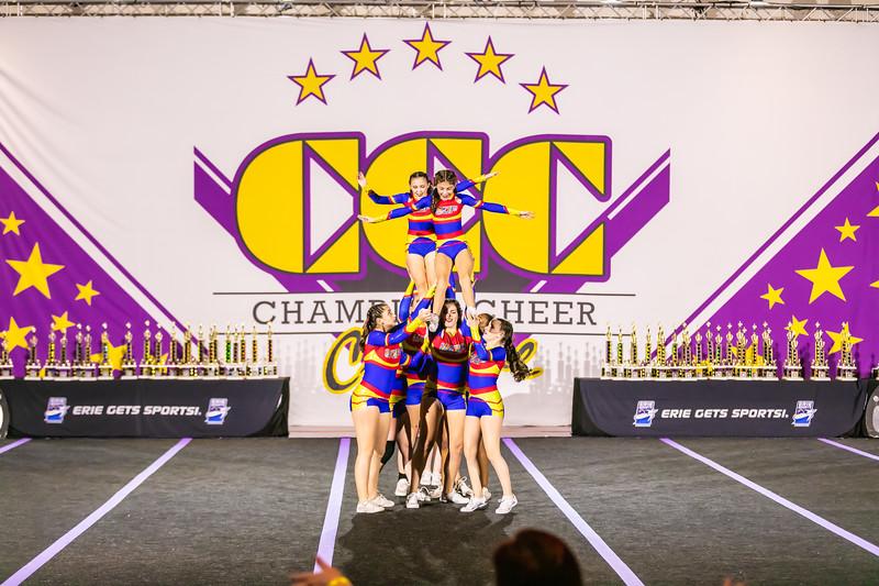 Champion Cheer 1232 December 07, 2019
