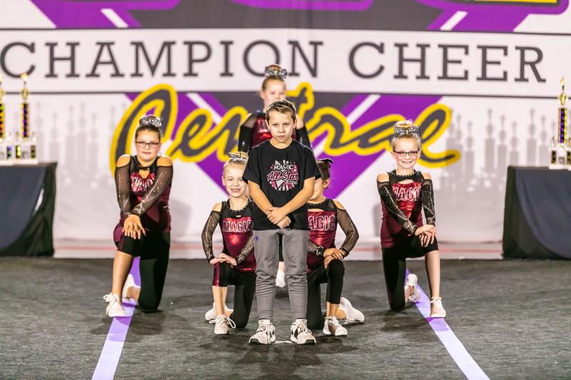 Champion Cheer 951 December 07, 2019