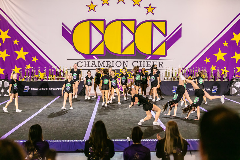 Champion Cheer 918 December 07, 2019