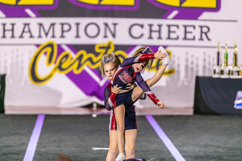 Champion Cheer 638 December 07, 2019