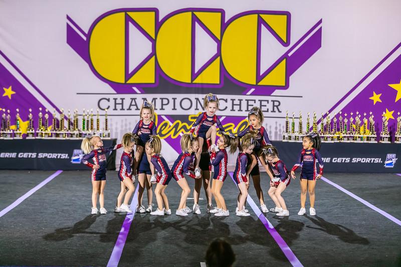 Champion Cheer 659 December 07, 2019