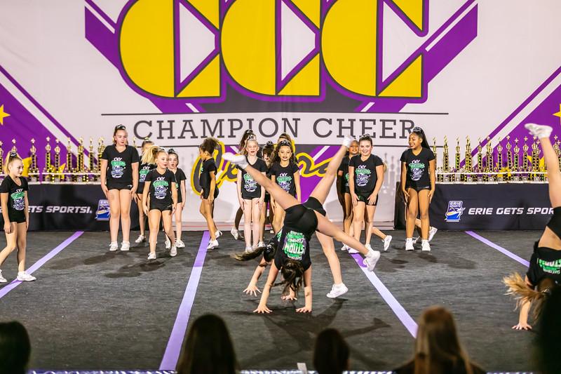 Champion Cheer 919 December 07, 2019